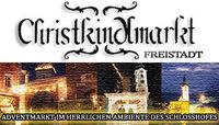 Freistädter Christkindlmarkt @Schloßhof