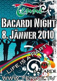 Bacardi Night@Tenne Alpendorf