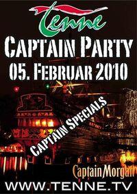 Captain Party@Tenne Alpendorf