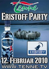 Eristoff Party@Tenne Alpendorf