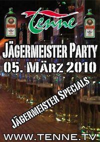 Jägermeister Party@Tenne Alpendorf