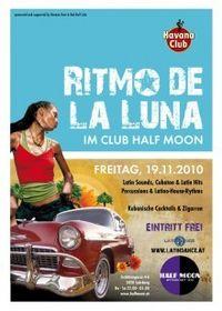RITMO DE LA LUNA – Der Rhythmus des Mondes@Half Moon