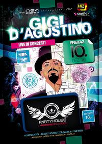 Gigi D'Agostino@Partyhouse Reloaded