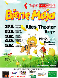 Biene Maja - Steyrer Volksbühne@Stadttheater Bad Hall