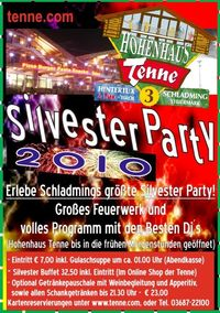 Silvester Party 2010