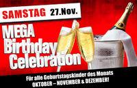 Mega Birthday Celebration!@Bollwerk
