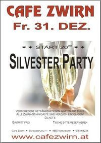 SilvesterpartyI@Cafe Zwirn