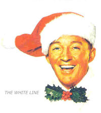 the white line's whith Christmas@Babenberger Passage