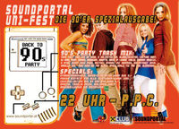 SOUNDPORTAL-UNIFEST - die 90'er Spezialausgabe