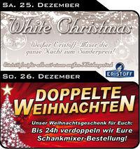 Doppelte Weihnachten@Bienenstich