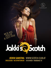 Jakkis@Scotch@Scotch Club