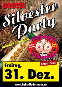 Silvester Party@Fledermaus Enzenkirchen