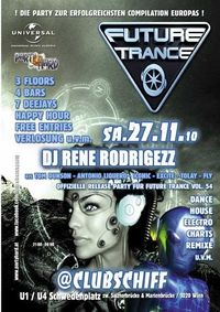 Future Trance ... die Party!!@Clubschiff