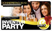 Inventur Party@Evers