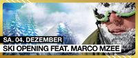 Ski Opening mit Marco Mzee@Empire St. Martin