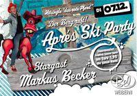 Apres Ski Party mit Markus Becker@Disco Bel