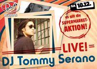 Dj Tommy Serano@Disco Bel