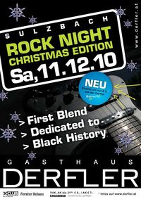 Rock Night Christmas Edition