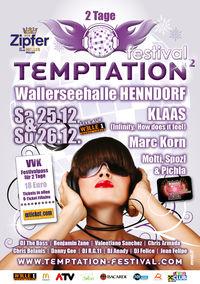 Temptation Festival 2010@Wallerseehalle