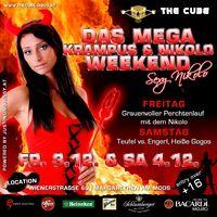 Das Mega Krampus & Nikolo Weekend@The Cube Disco