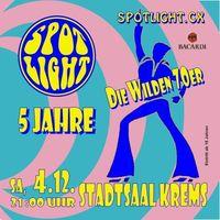 5 Jahre Spotlight@Stadtsaal Krems