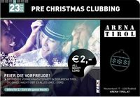 Pre Christmas Clubbing