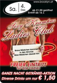 "Ladies Club ""Sexy Krampus""@Brooklyn"