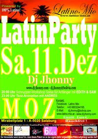 Latin Party@MOZ