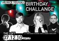 PT´s Birthday Challenge