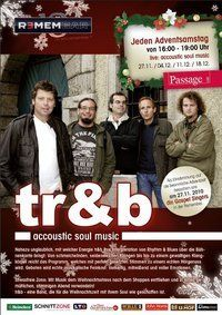 tr&b live: Accoustic soul music@REMEMBAR