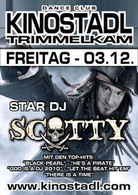 Dj Scotty live on Stage@Kino-Stadl