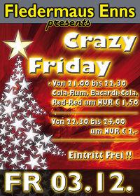 Crazy Friday !!