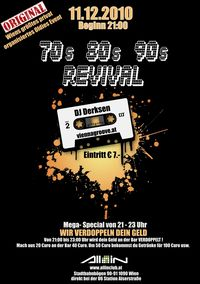 70´s – 80´s – 90´s Revival@All iN