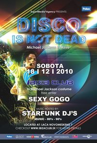 Disco Is Not Dead: Michael Jackson Edition