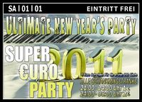 Ultimate New Year's Party@Excalibur