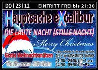 Die laute Nacht - Hauptsache Excalibur@Excalibur