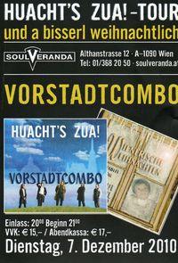 Vorstadtcombo@Soul Veranda