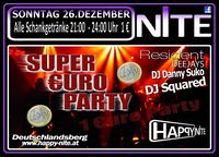 Super €uro Party@Happy Nite