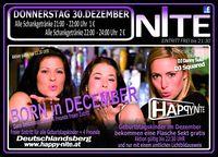 Born in December@Happy Nite