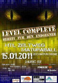 HTL Ball Zeltweg 2011 - Level Complete@Freizeitanlage Zechner Teich