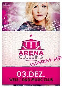 Arena Warm-Up@G&D music club