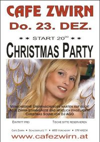 Christmas Party@Cafe Zwirn