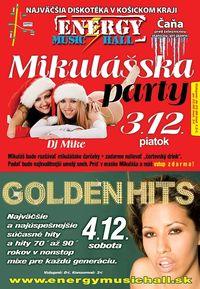 Mikuláaska Party