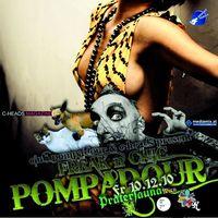 Club Pompadour & C-Heads pres Freak n´Chic with Dan Ghenacia@Pratersauna