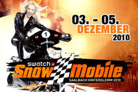 After Race Party Swatch Snow Mobile 2010@Sportalm - Saalbach Hinterglemm
