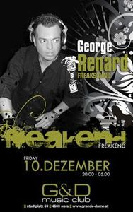 FREAKEND with George Renard@G&D music club