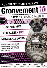 Groovement 10@Republic-Cafe