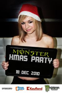 MONSTER Xmas Party@Szenepub P2