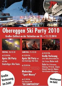 Ganischger Apres Ski Party @Talstation Obereggen