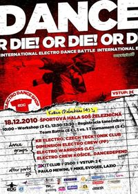 Dance or Die! Afterparty